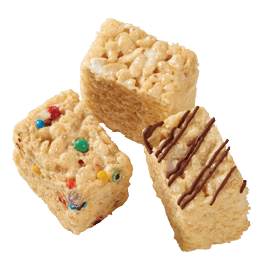 Food To Make With Rice Krispies